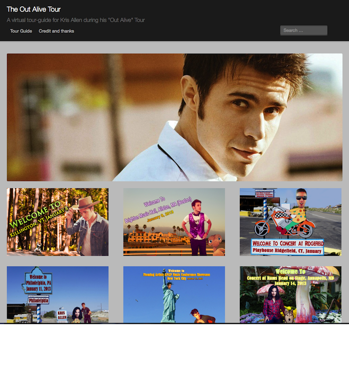 The_Out_Alive_Tour___A_virtual_tour-guide_for_Kris_Allen_during_his__Out_Alive__Tour_and_Banners_by_Toula